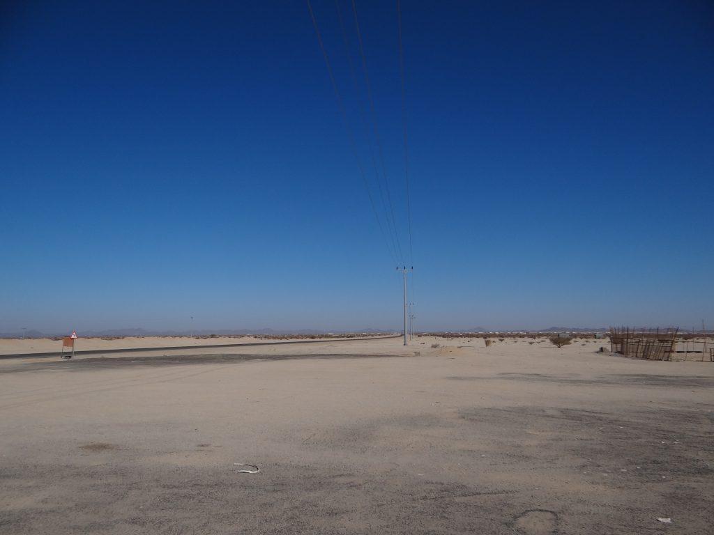 Onderweg in Saoedi-Arabië
