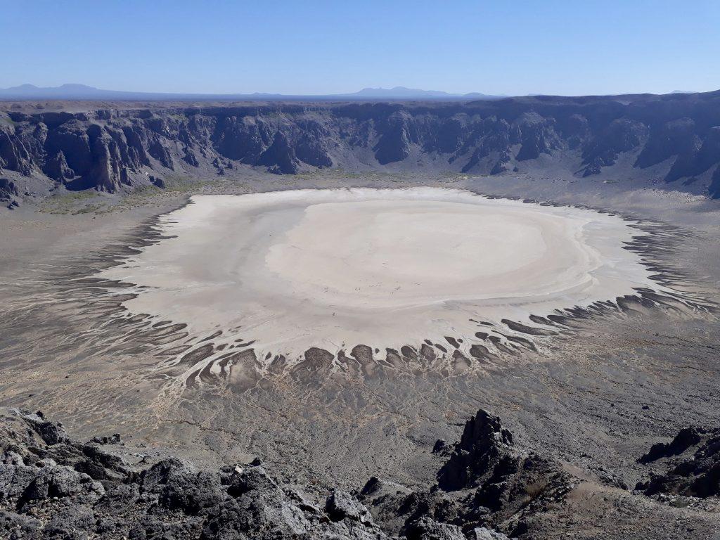 Al-Wahbah krater