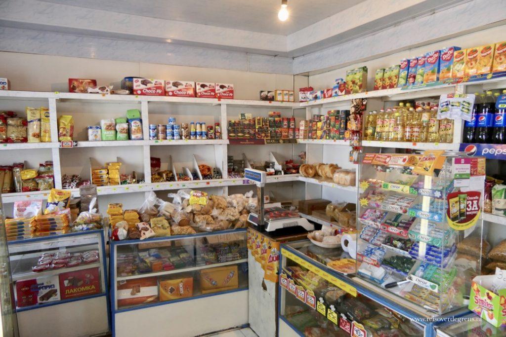 Buurtwinkeltje Karakol