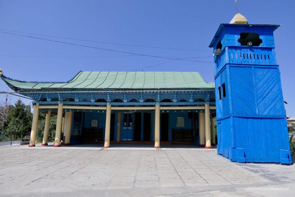 Dzjoengaarse moskee in Karakol