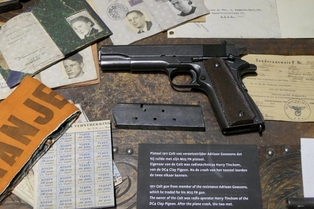 Eyewitness museum verzet