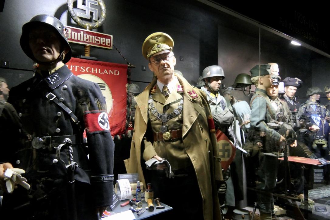 Eyewitness museum hoofdrolspelers