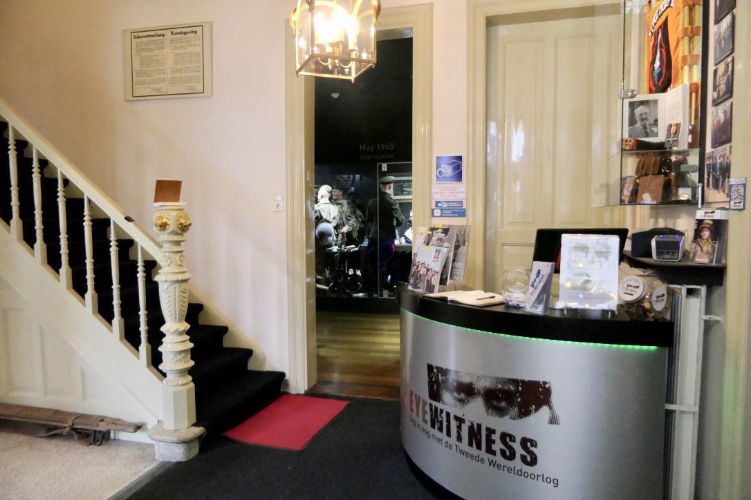 Eyewitness museum hal
