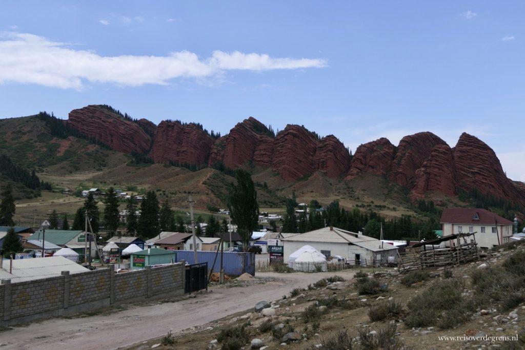 Jeti Oguz Kirgizië
