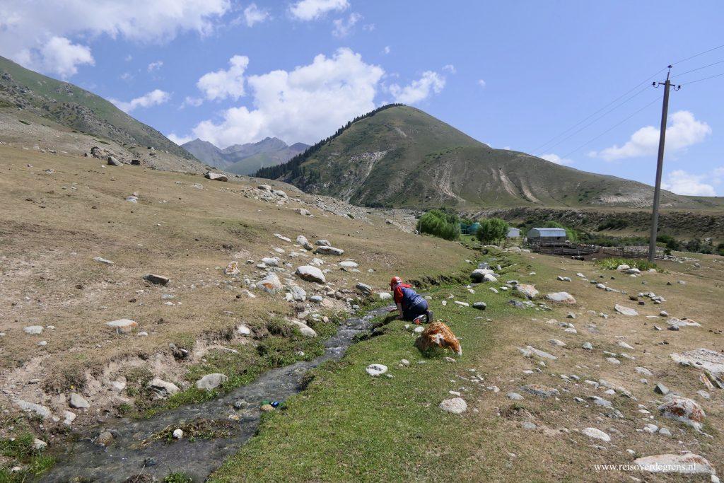 Semyonovka en Grigorievka vallei